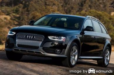 Insurance rates Audi Allroad in Oakland