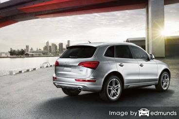 Insurance quote for Audi Q5 in Oakland