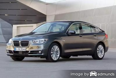Insurance quote for BMW 535i in Oakland