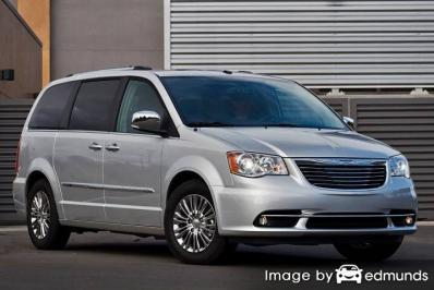 Insurance quote for Chrysler Town and Country in Oakland