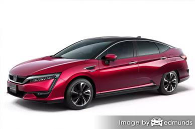 Insurance for Honda Clarity