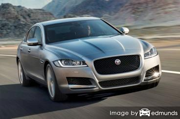 Insurance quote for Jaguar XF in Oakland