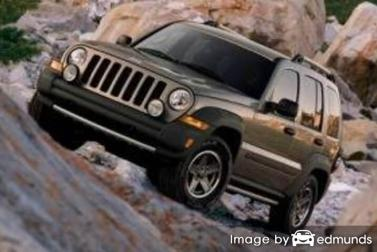 Insurance quote for Jeep Liberty in Oakland