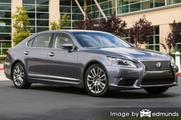 Insurance quote for Lexus LS 460 in Oakland