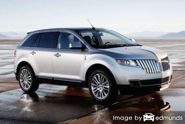 Insurance rates Lincoln MKT in Oakland