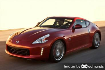 Insurance quote for Nissan 370Z in Oakland
