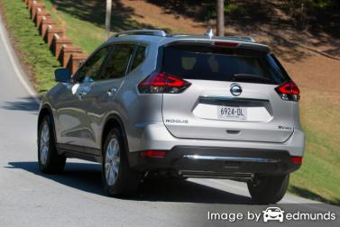 Insurance quote for Nissan Rogue in Oakland
