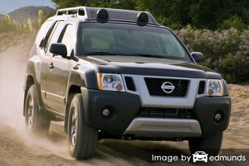 Insurance quote for Nissan Xterra in Oakland