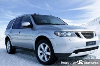 Insurance quote for Saab 9-7X in Oakland