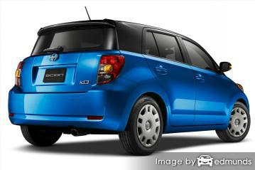 Insurance rates Scion xD in Oakland