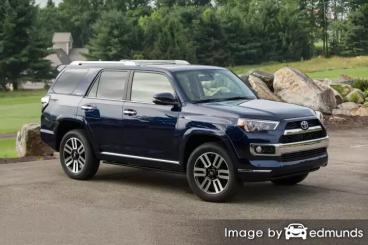 Insurance quote for Toyota 4Runner in Oakland