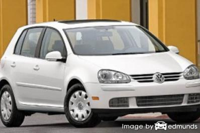 Insurance quote for Volkswagen Rabbit in Oakland